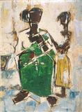 Untitled - Reddeppa M Naidu - Auction 2002 (May)