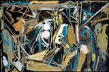 Gesture - S H Raza - Auction 2002 (May)