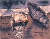 Fisherman - Shyamal Dutta Ray - Auction 2002 (May)
