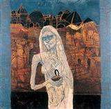 Untitled - Shyamal Dutta Ray - Auction 2002 (May)