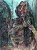 Untitled - Paritosh  Sen - Auction 2002 (May)