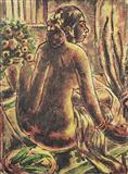 Untitled - K H Ara - Auction 2003 (December)