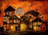 Old Houses - Badri  Narayan - Auction 2003 (December)