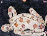 Symphony II (Flower Eater) - Jogen  Chowdhury - Auction 2003 (December)