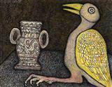 Untitled - Jogen  Chowdhury - Auction 2003 (December)