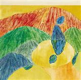 Untitled - Jagdish  Swaminathan - Auction 2003 (December)