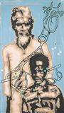 Pain-Pleasure- Pause-Proceed - Jitish  Kallat - Auction 2003 (December)