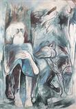 St. Francis - Krishen  Khanna - Auction 2003 (December)