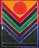 Tree of Life - S H Raza - Auction 2003 (December)