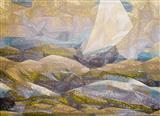 Storm - Jehangir  Sabavala - Auction 2003 (December)