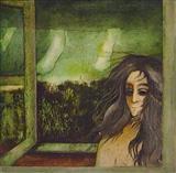 Untitled - Anjolie Ela Menon - Auction 2003 (May)