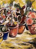 Still life - K H Ara - Auction 2003 (May)