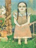 Untitled - Ganesh  Pyne - Auction 2003 (May)