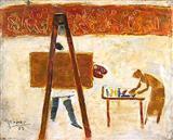 Untitled - K K Hebbar - Auction 2003 (May)