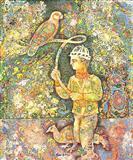 Untitled - Sakti  Burman - Auction 2003 (May)