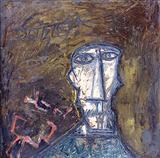 Head - F N Souza - Auction 2003 (May)