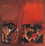 Jaisalmer - S H Raza - Auction 2003 (May)