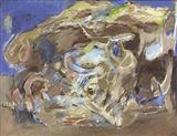 Trussed Bull - Tyeb  Mehta - Auction 2003 (May)