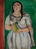 Untitled - K H Ara - Auction 2004 (December)