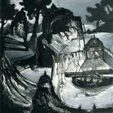 Temples in Moon Light - Manu  Parekh - Auction 2004 (December)