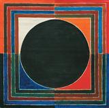 Bindu - Pancha Tatava - S H Raza - Auction 2004 (December)