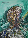 Head - F N Souza - Auction 2004 (December)