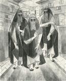 Untitled - Jehangir  Sabavala - Auction 2004 (December)