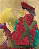Untitled - Krishen  Khanna - Auction December 2005
