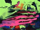 Hundred Square Feet of Curses - T V Santhosh - Auction December 2005