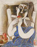 Mango Lovers - Paritosh  Sen - Auction May 2005