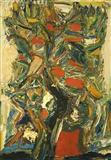 Manguier - S H Raza - Auction May 2005