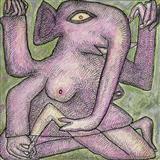 Ganesha - Jogen  Chowdhury - Auction May 2005