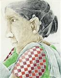 Untitled - K Laxma  Goud - Auction May 2005