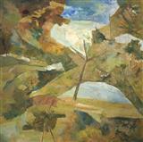 Untitled - Ram  Kumar - Auction May 2005