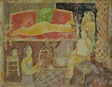 Intimacy - Sakti  Burman - Auction May 2005