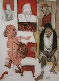 Image Group - K G Subramanyan - Auction May 2005