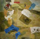 Landscape - Ram  Kumar - Spring Auction 2005