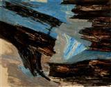 Untitled - Ram  Kumar - Spring Auction 2005