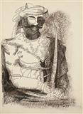Untitled - K M Adimoolam - Auction Dec 06