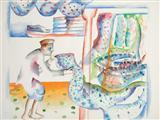 Untitled - Bhupen  Khakhar - Auction Dec 06