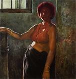 Untitled - Bikash  Bhattacharjee - Auction Dec 06