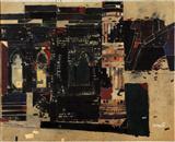 Composition (Architecture) - Ganesh  Haloi - Auction Dec 06