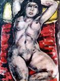 Untitled - K H Ara - Auction Dec 06