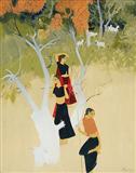 Untitled - N S Bendre - Auction Dec 06