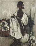 Untitled - B  Prabha - Auction Dec 06