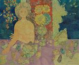 Barque et Roseaux - Sakti  Burman - Auction Dec 06