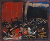 Sawan - S H Raza - Auction Dec 06