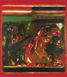 Climat  - S H Raza - Auction Dec 06