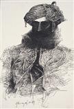 Untitled - K M Adimoolam - Auction May 2006