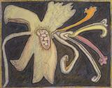 Flower - Jogen  Chowdhury - Auction May 2006